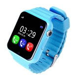 SMARUS oko умные часы телефон (голубые)