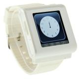 Телефон часы AOKE812 белый