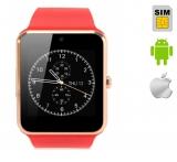Умные часы и телефон GT08 (поддержка iphone и android)