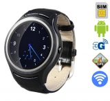 SMARUS O2+(Android 5.1; Wi-Fi; 3G; синхронизация с iPhone и  Android)