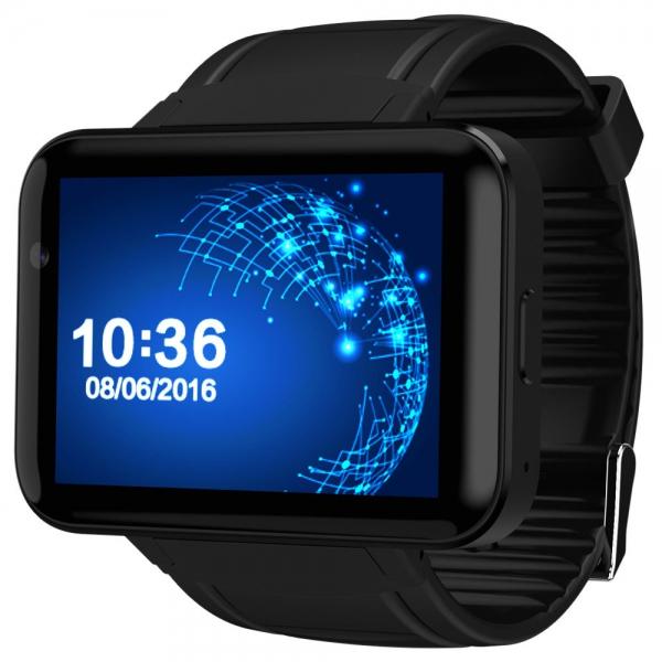 Часы смартфон DM98 (Android 4.4, WiFi, 3G, GPS, камера 2 МП))