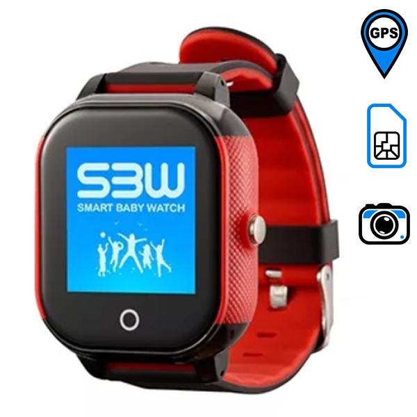 Детские часы с GPS трекером FA23