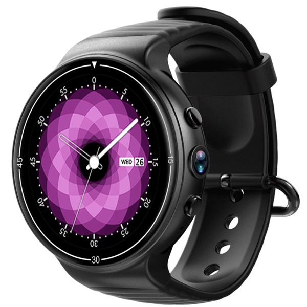 SMARUS i8 часы смартфон (Android 7.0, WiFi, 4G, GPS, камера)