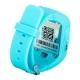 Q50 детские часы с GPS-трекером ОРИГИНАЛ (голубые)