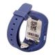 Q50 детские часы с GPS-трекером ОРИГИНАЛ (темно-синие)