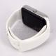 Q7 умные часы телефон (поддержка iphone и android) белые