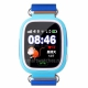 Q90 детские часы с GPS-трекером ОРИГИНАЛ (голубые)