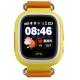 Детские часы с GPS-трекером Q90 ОРИГИНАЛ (желтые)