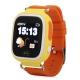 Детские смарт часы Q90 ОРИГИНАЛ (желтые)