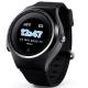 GPS часы SMARUS kids K8 черные (водостойкие с виброзвонком)