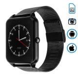 Z60 умные часы телефон  (поддержка iphone и android)